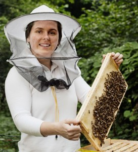 Annette und ihr Berliner Honig