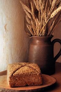 Bio Brot Buchweizenbrot