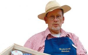Der Marmeladenkocher Buck