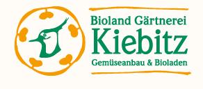 Logo Bioland-Gärtnerei Kiebitz Sehnde