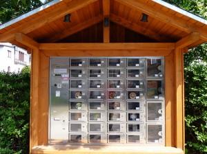 Rodenbergs Hofladen Verkaufsautomat